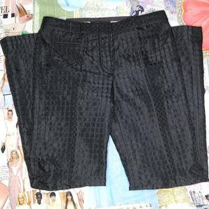 BCBG Maxazria Camilla Wide Leg Dress Pant Trousers